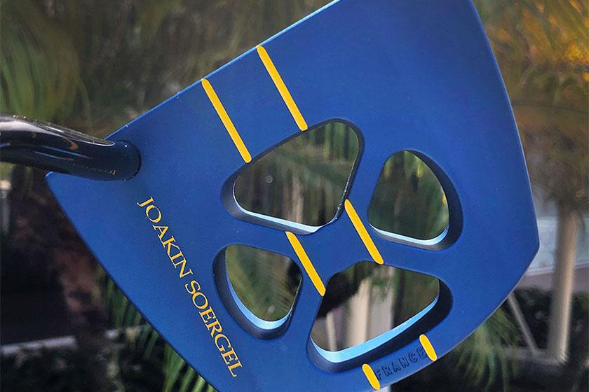 ARGOLF-Custom-Mallet-Putter-UTHER-Name-Engraving