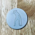 Customize your POKER CHIPS BALL MARKERS
