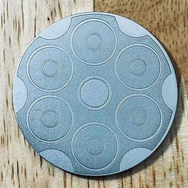 ARGOLF Barrel Ball Marker