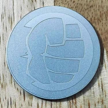 ARGOLF Hero 1 Ball Marker